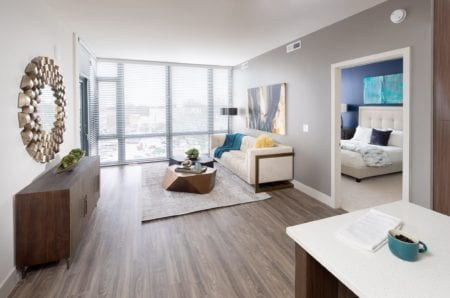 luxury 1 bedroom apartment in silver spring maryland thayer & spring