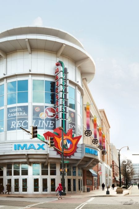 apartments near imax regal movie theater silver spring thayer and spring