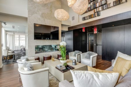silver spring apartment amenities lounge thayer and spring