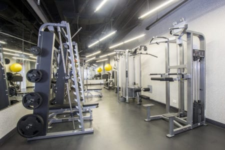 80 dklb apartments gym fitness center brooklyn