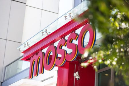 mosso apartments in soma san francisco entrance sign