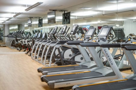 mosso gym treadmill amenities apartments in soma san francisco