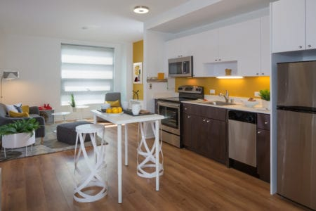 mosso modern apartment kitchen in soma san francisco