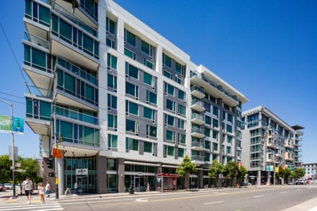 mosso rental apartment facade in san francisco 900 folsom street