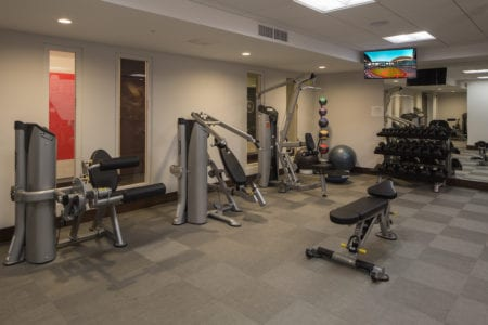 mosso apartment gym machines amenities san francisco