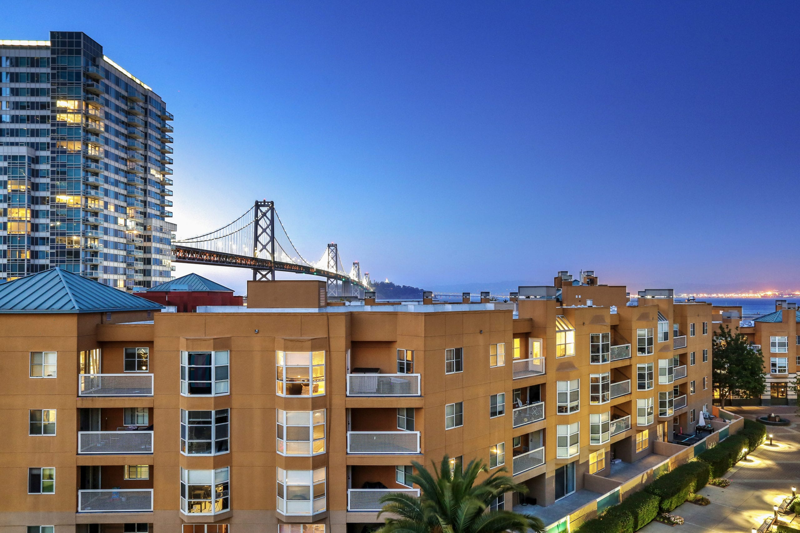 bayside village apartments in san fran
