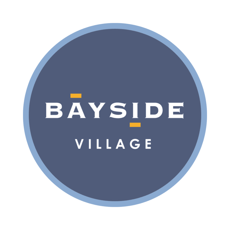 bayside village apartments san francisco logo