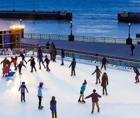 The Rink at Brookfield Place
