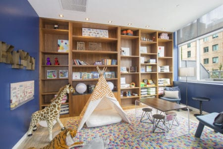 80 dklb apartments amenities childrens playroom